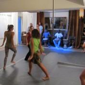 Μαθήματα αφρικάνικου χορού